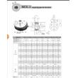 MCS-2铝导座内轴承电磁离合器